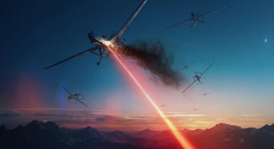 Senjata Rahasia Militer Amerika Serikat
