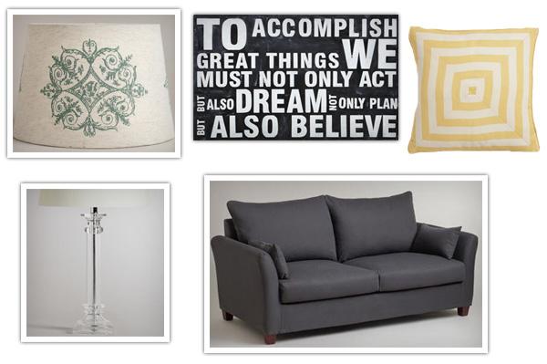 summer living room sleek 5 Summer-Inspired Living Room Updates Under $500 5