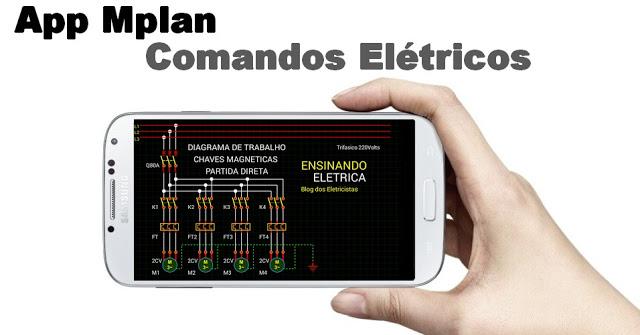 Aplicativo Mplan, Comandos Elétricos na Palma de suas mãos!