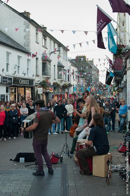 Musica Galway Irlanda