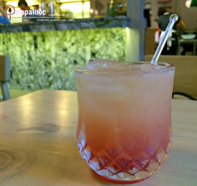 Regina George Cocktail from Sunnies Cafe BGC