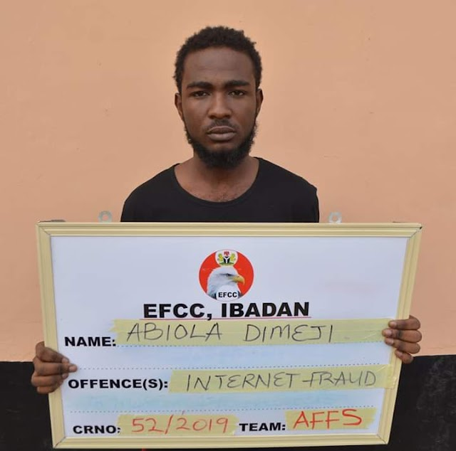 EFCC Arraigns Man for Internet Love Fraud