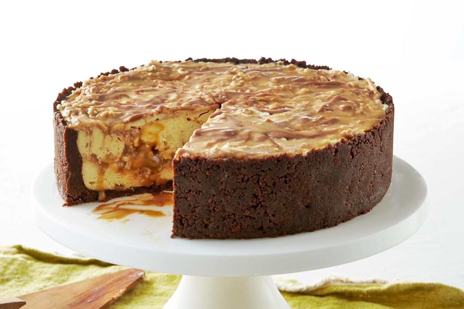Cake Recipes In Pdf: Cheesecake De Barritas Mars
