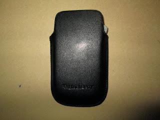 Sarung Kulit Handphone Blackberry Murah
