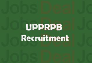 UPPRPB Recruitment 2017