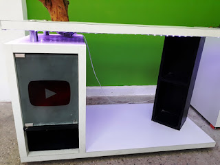Simple & Beautiful Table for Youtube Product Review, computer table design, product review table, best latest table design, 2017 table design, 2018 table design, product review table, mobile review, laptop review, youtube product review table, table design, beautiful table design, how to make table, table decoration, led light for table, laptop table, computer table, 2-in-1 computer table, how to review products, product unboxing table design,