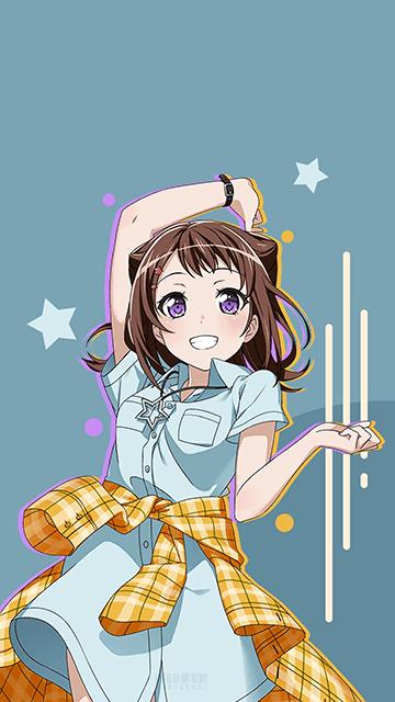 Kasumi Toyama - BanG Dream! Wallpaper