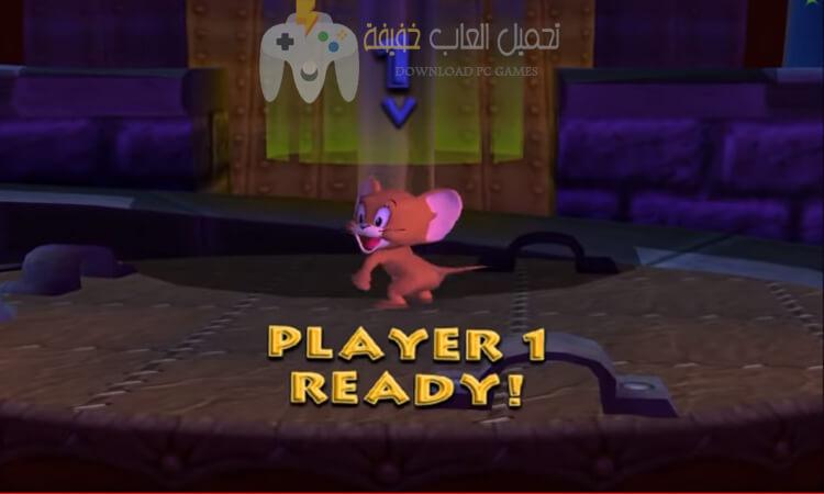 تحميل لعبة توم وجيري للكمبيوتر من ميديا فاير