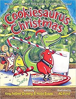 Cookiesaurus Christmas review, Cookiesaurus Rex