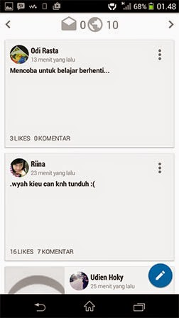 Fast Pro for Facebook Terbaru