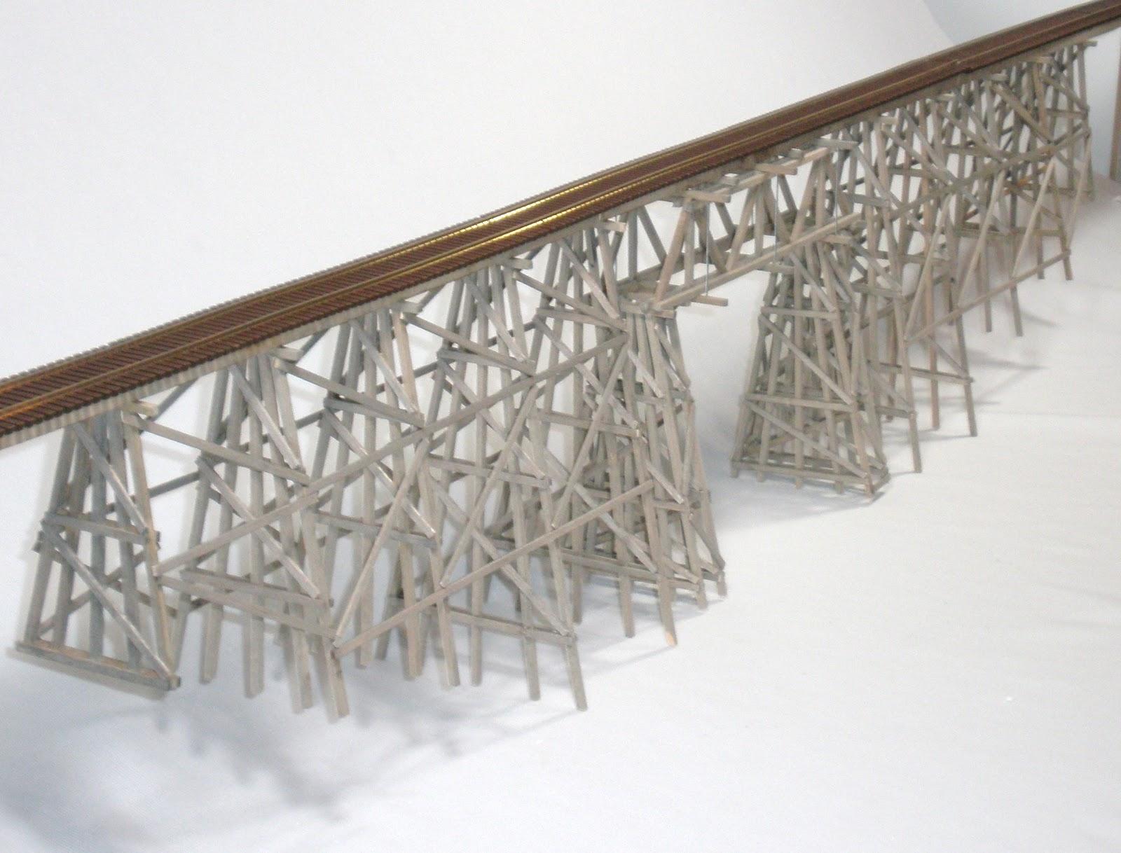 Bridge Werks Model Railroad Bridges