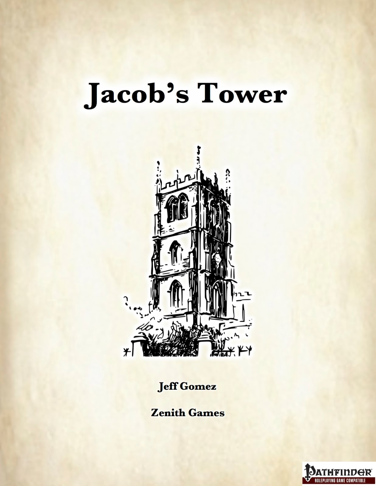 Critically Acclaimed Jacob's Tower