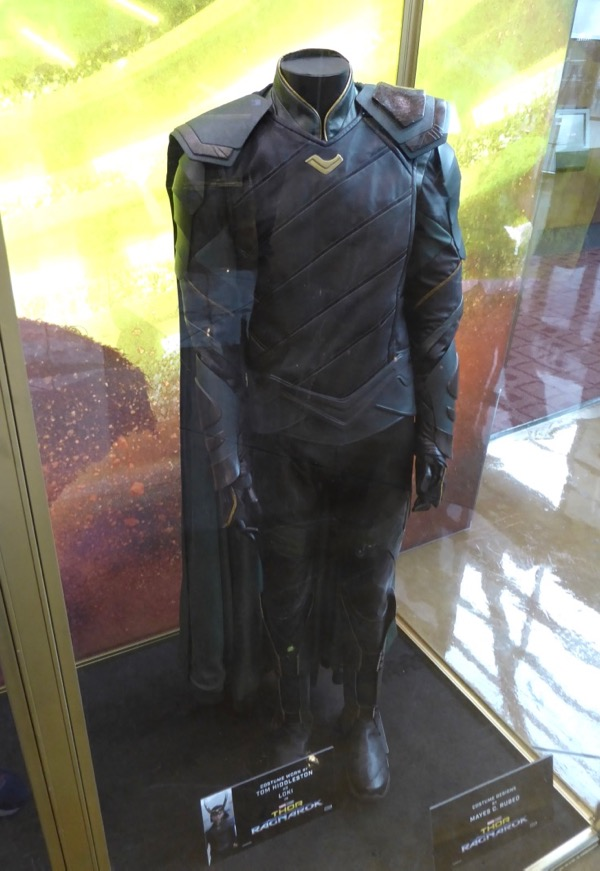 Hollywood Movie Costumes and Props: Tom Hiddleston's Loki ...