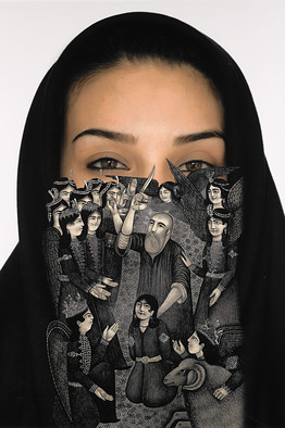 Style Facts No Comments Women In Iranian Contemporary Art