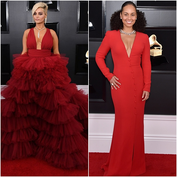 Os looks do Grammy 2019