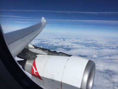 16レグ QF035(JL7890) オーストラリア・メルボルン-シンガポール | 搭乗記録 | マイル修行:JAL・JGCの旅2016