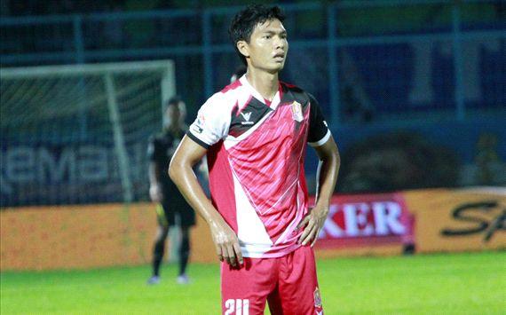 """Achmad Buchori, """"Paubek Hati Nan Luko"""" Untuak Semen Padang"""