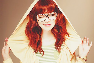 Red Hair Ulzzang