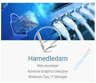 Tạo Widget chứa thông tin giới thiệu về blog