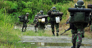 Innalilahi Satu Anggota TNI meninggal di Poso Lantaran Terkena Luka Tembak di Dada dan Punggung - Commando