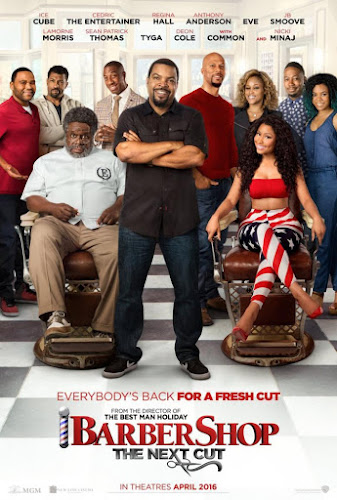 Barbershop: The Next Cut (BRRip 720p Dual Latino / Ingles) (2016)