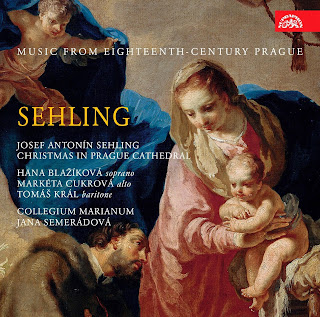 Sehling: Christmas in Prague Cathedral - Music from Eighteenth-Century Prague