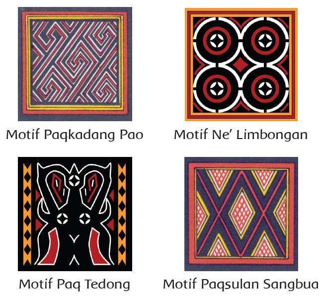 Motif Sulawesi