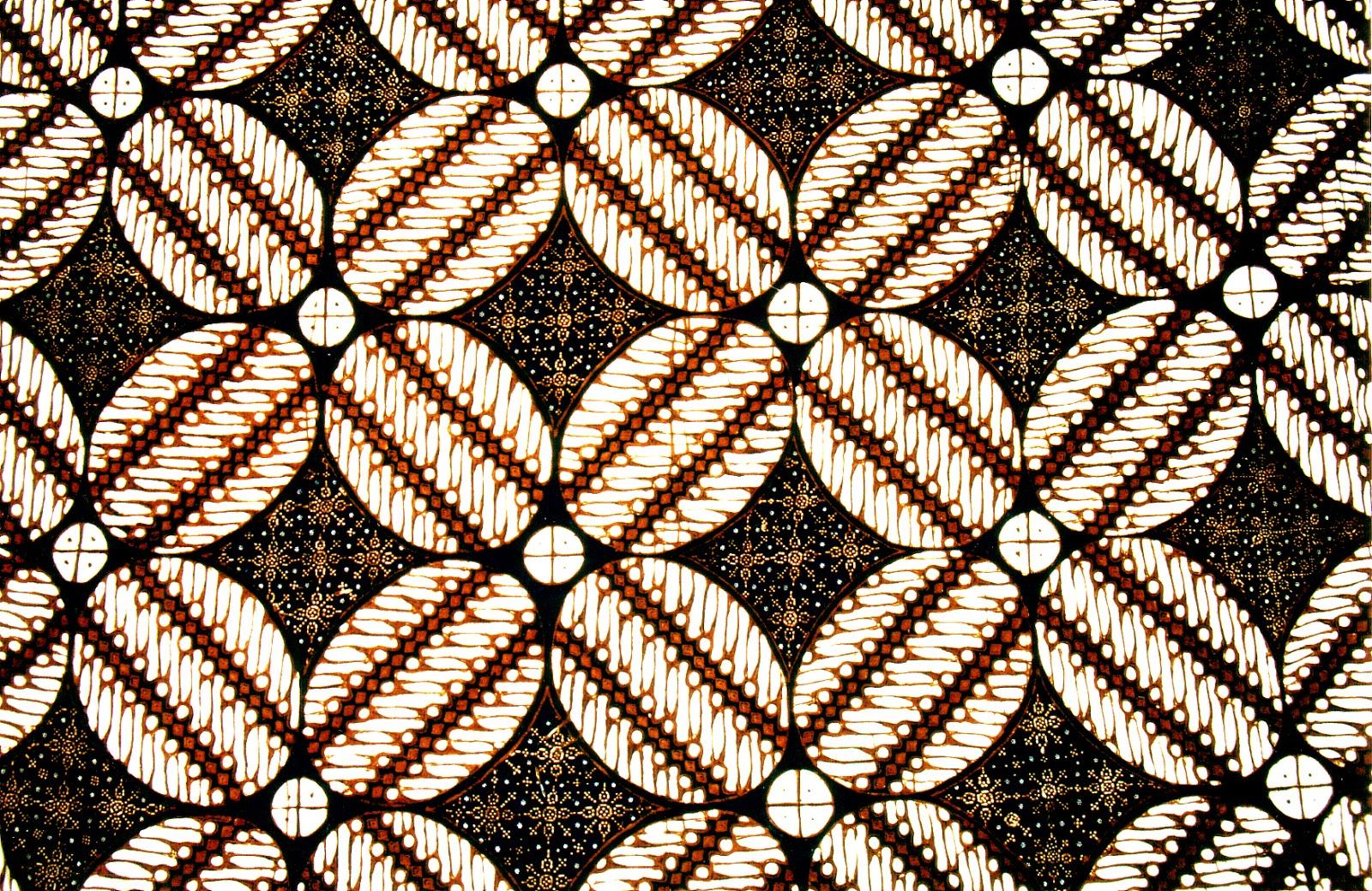 Motif Batik Batik Tradisional Indonesia