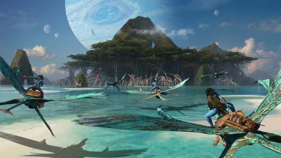 Avatar 2, Movie, Art, 4K, #7.1006