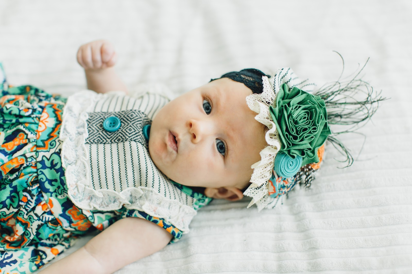 Persnickety Clothing, Baby Girl Outfit, Baby Style