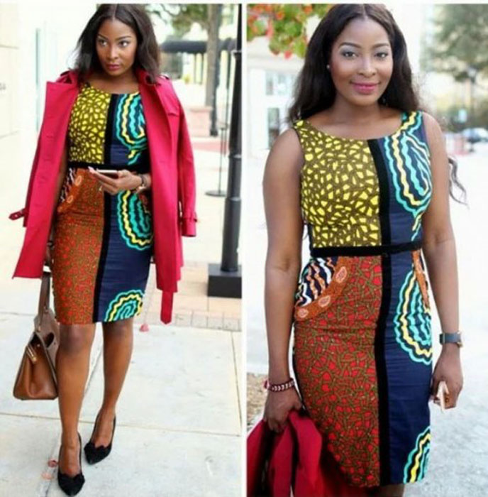 50 Pictures Of The Latest Ankara Gown Styles 2018 | Simple African ...