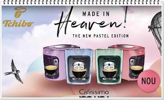 Pareri TCHIBO Cafissimo mini Pastel Edition espressor