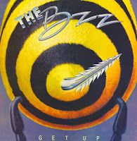 The B'zz Get up 1982 aor melodic rock music blogspot full albums bands lyrics