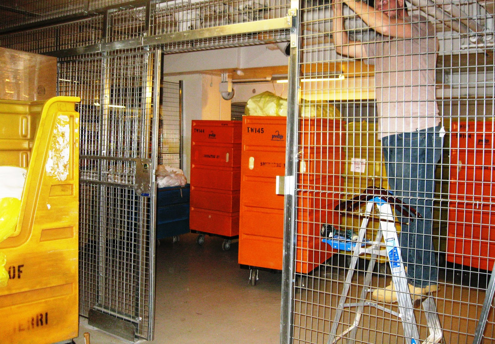 Trattoria Dell'arte Nyc Menu Tenant Storage Cages New York City How To Prevent