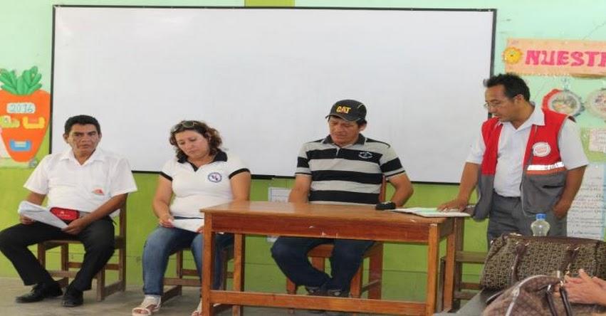 Todo listo para el «Buen Inicio del Año Escolar» en Bellavista - DRE San Martín - www.dresanmartin.gob.pe