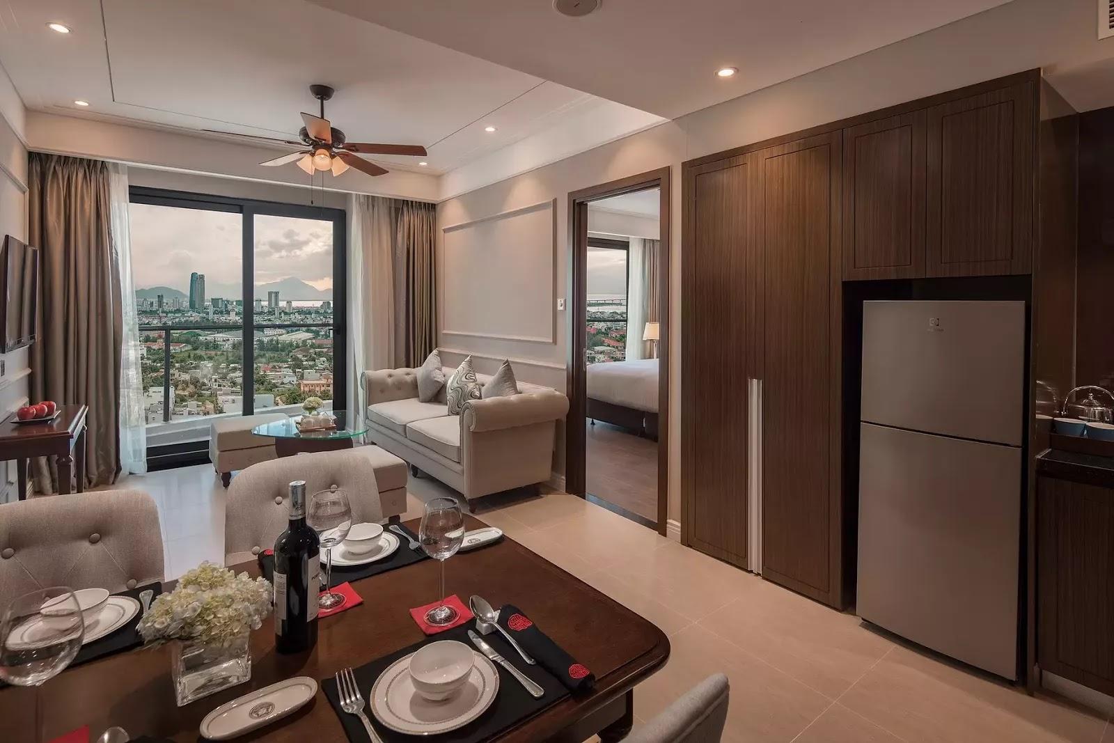 Căn hộ số 10 của Luxury Apartment