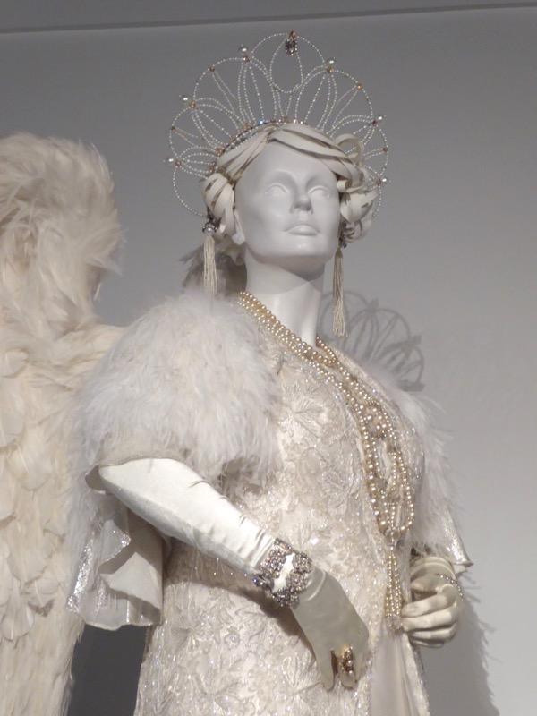 Meryl Streep Florence Foster Jenkins angel costume