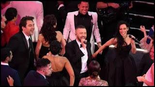 Justin Timberlake en los Oscars 2017