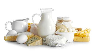 susu dan jerawat