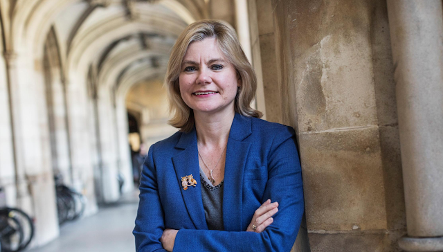 Justine Greening: New Brexit referendum 'is only way to end deadlock'