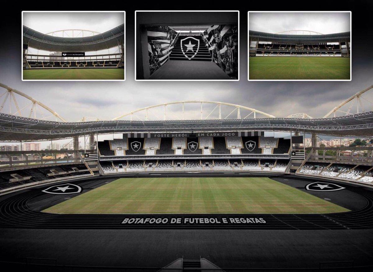 Estádio Nilton Santos 2017
