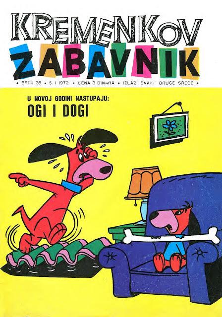 Kremenkov Zabavnik 26 - Kremenko