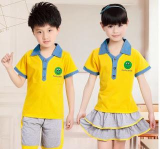 Top 12 mẫu đồng phục mầm non được các trường lựa chọn