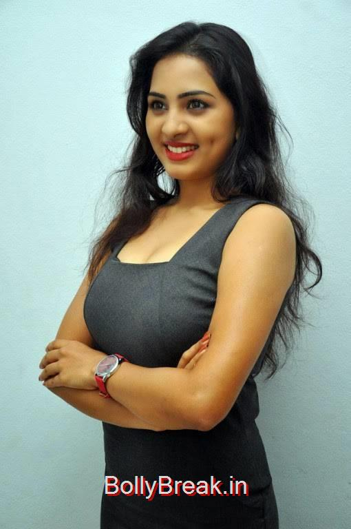 Srushti Dange images, Srushti Dange Hot Pics from Darling Tamil Movie Audio Launch