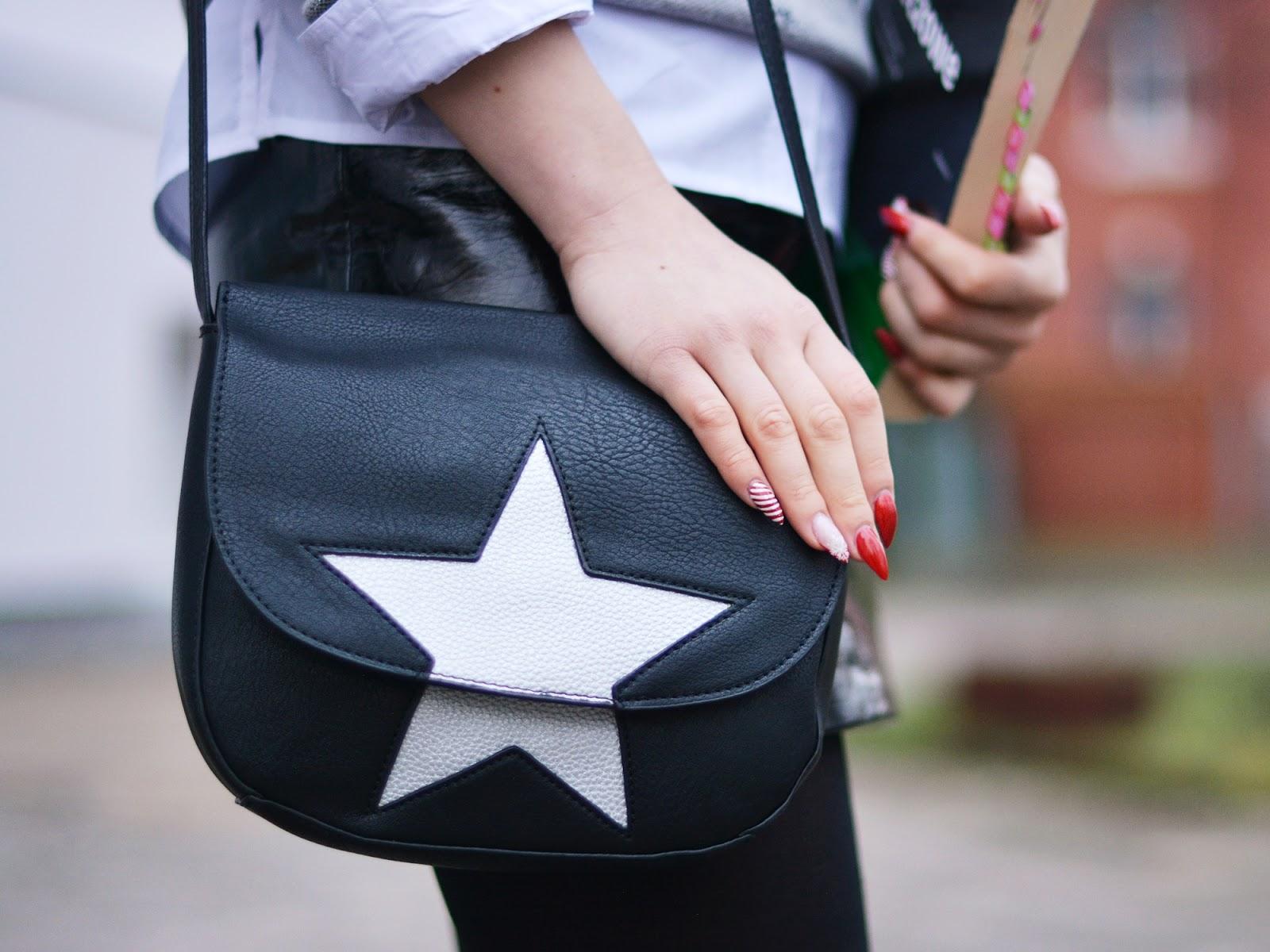 torebka z gwiazdką