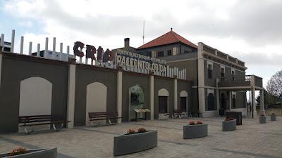 Els Hostalets de Pierola. Centre de Recerca i Interpretació Paleontològica