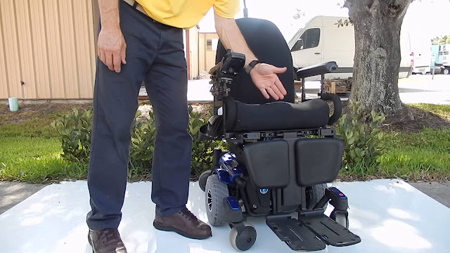 Why Its Good If Your Electric Wheelchair Is Foldable to The Wheelchair Bags