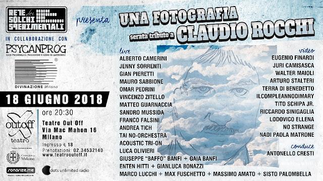 Teatro Out Off Milano 18 giugno 2018