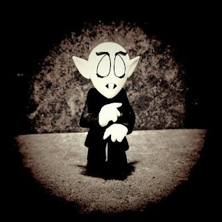 Nosferatu - B&W