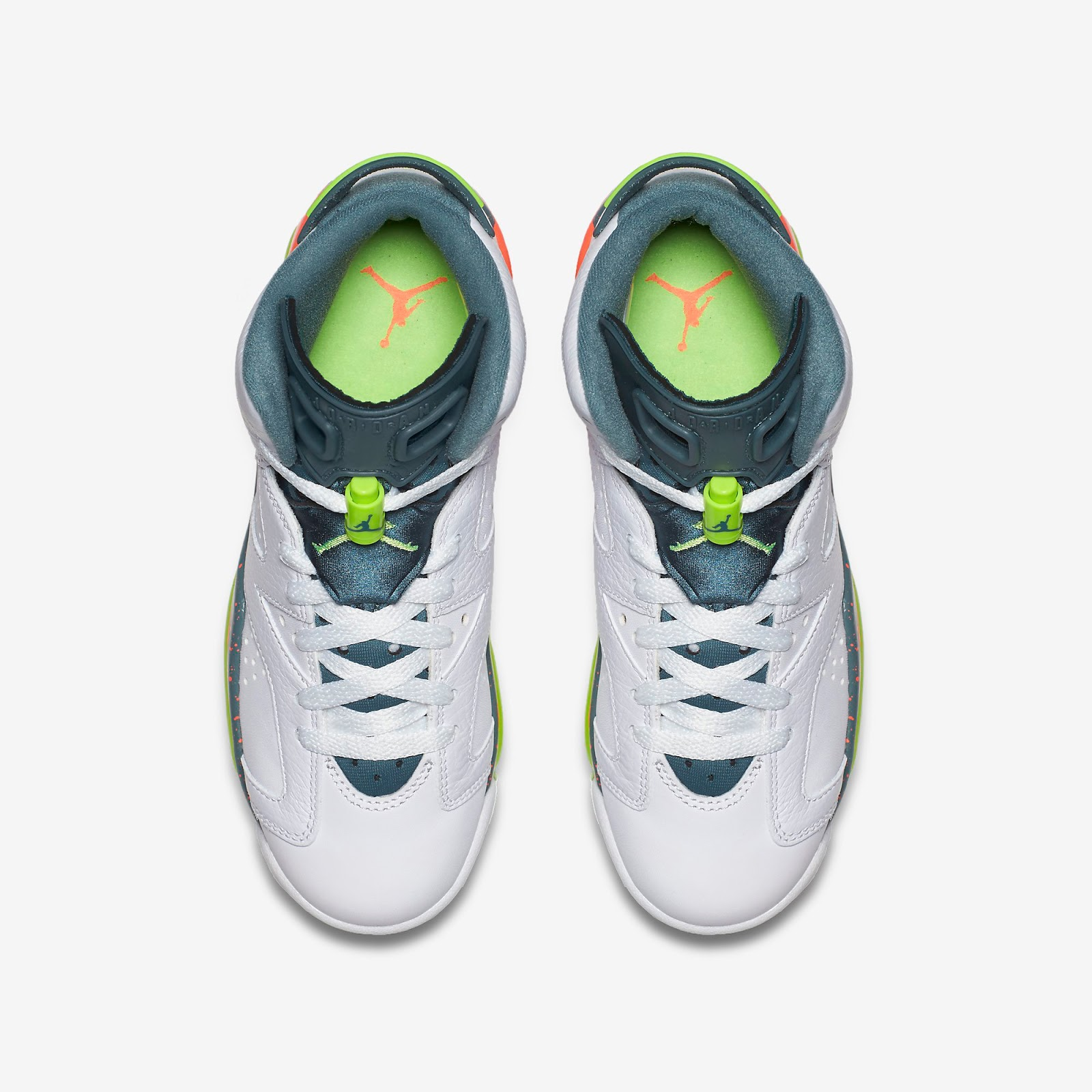 eecfd198dbc clearance air jordan 6 mango white ghost green hasta 7d9d8 595ad; new  arrivals ajordanxi your 1 source for sneaker release dates air jordan 6  retro gs white